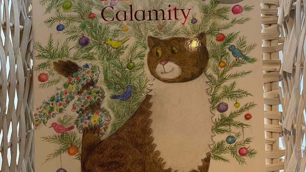 Mog's Christmas Calamity Book