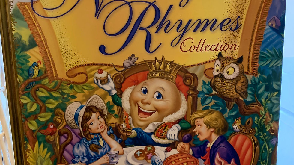 Nursery Rhymes Collection Book