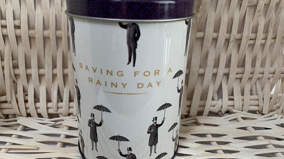 Savings Money Box Tin
