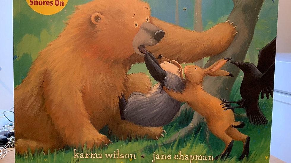 Bear's Loose Tooth Book