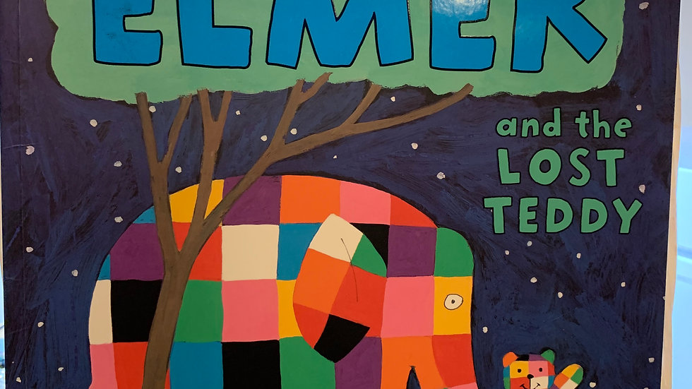 Elmer Children's Book