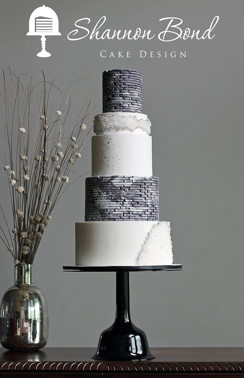 Shannon Bond Cake Design | Kansas City wedding and custom cakes ...