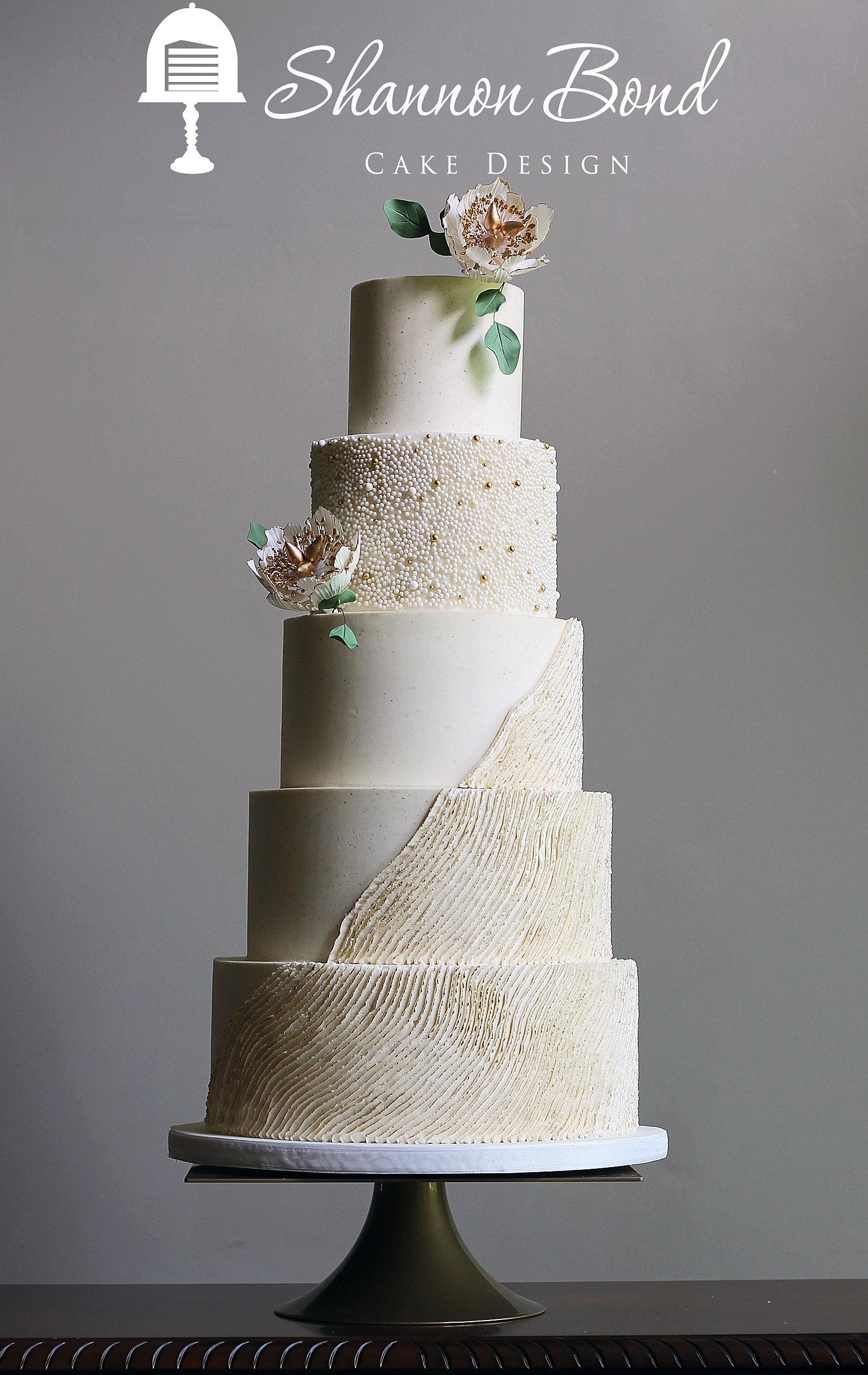 Shannon Bond Cake Design Kansas City Wedding And Custom