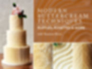 Buttercream rosettes, ruffles and more all in one class with Shannon Bond