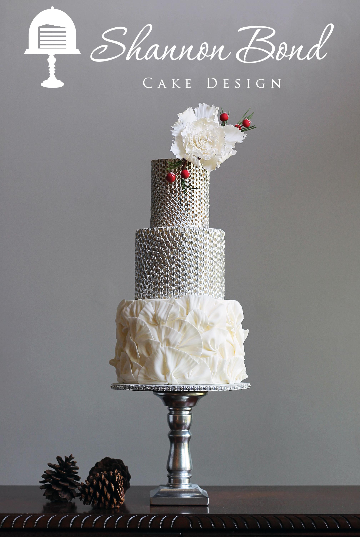 Surprising Shannon Bond Cake Design Kansas City Wedding And Custom Cakes Funny Birthday Cards Online Elaedamsfinfo