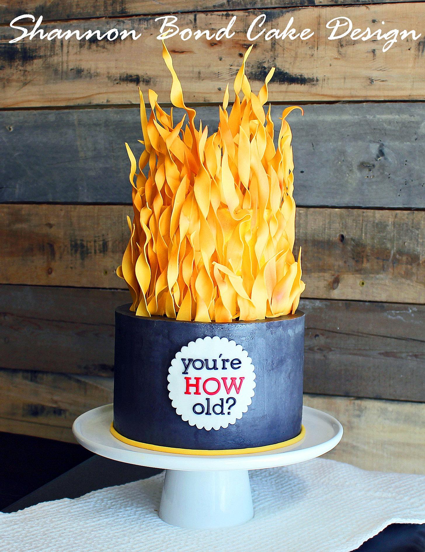 Custom Birthday Cake Kansas City