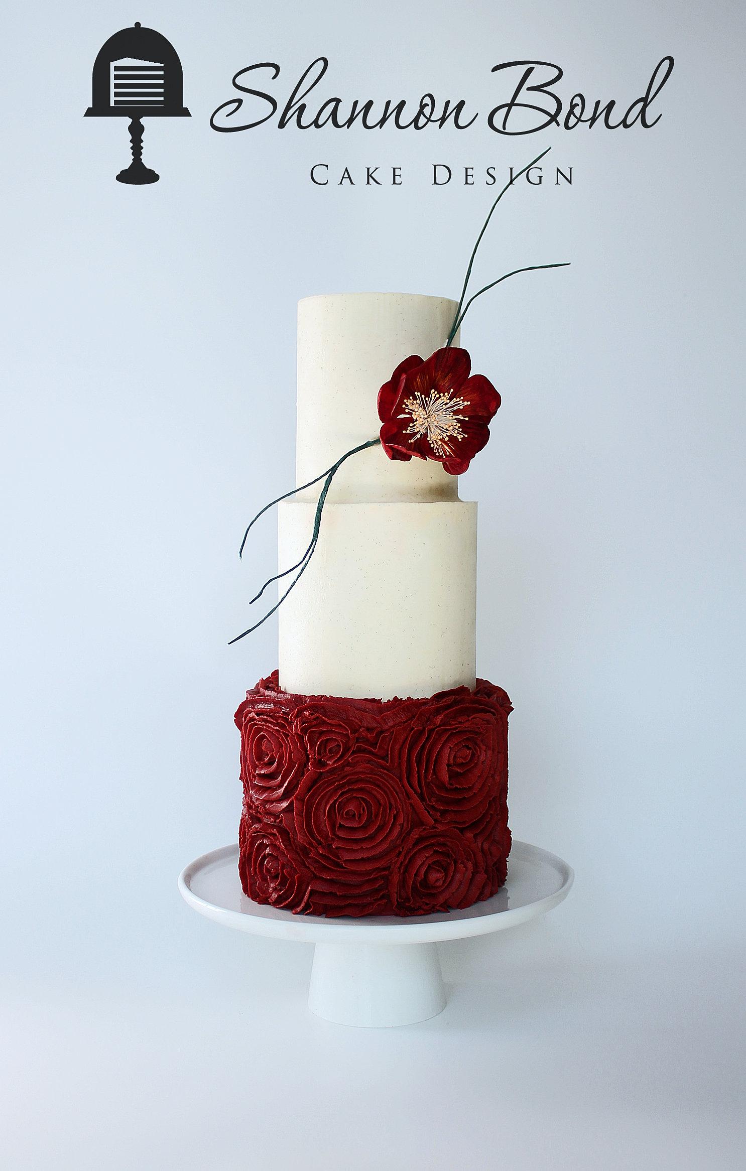 Open Box Cake