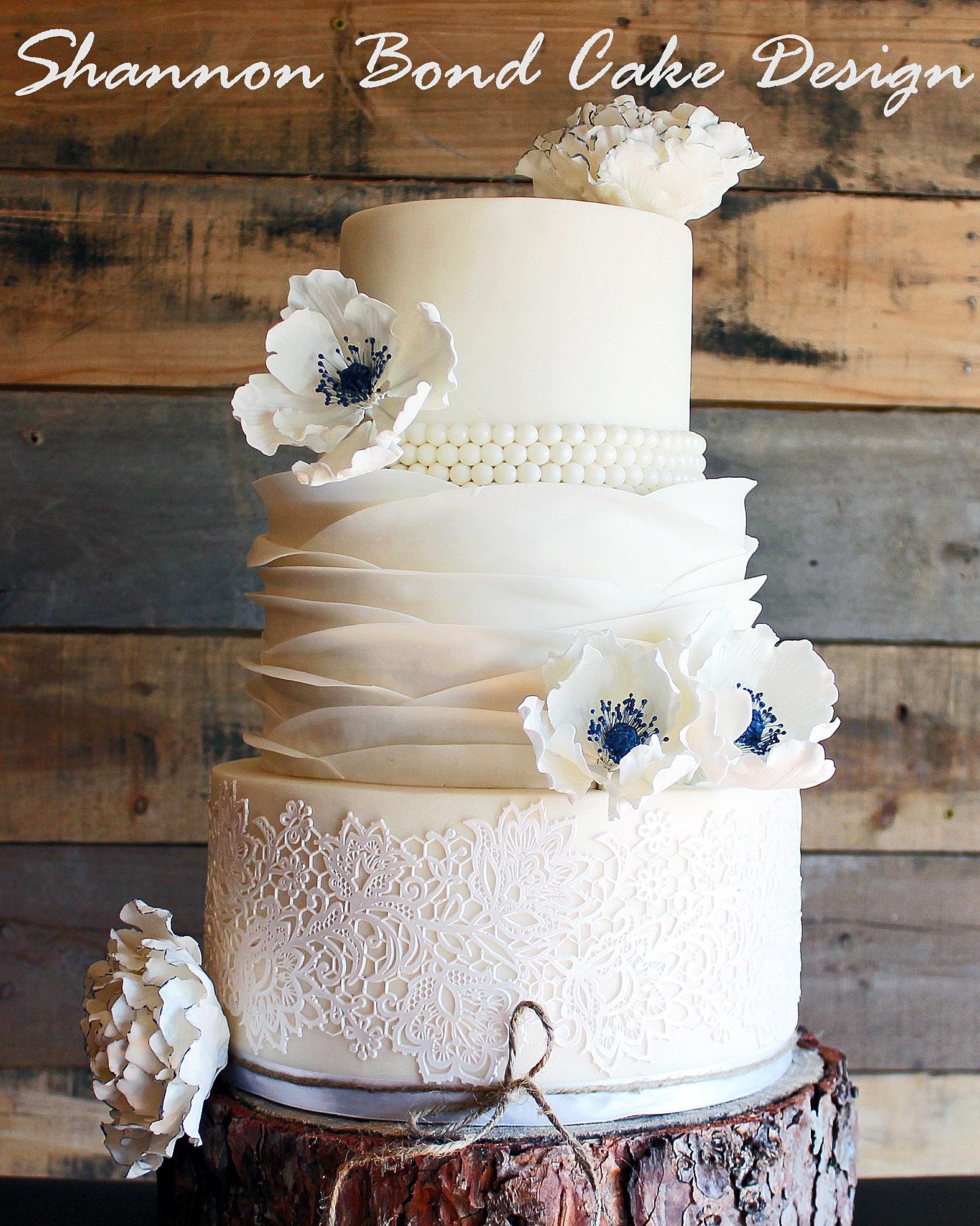 shannon bond cake design kansas city wedding and custom. Black Bedroom Furniture Sets. Home Design Ideas