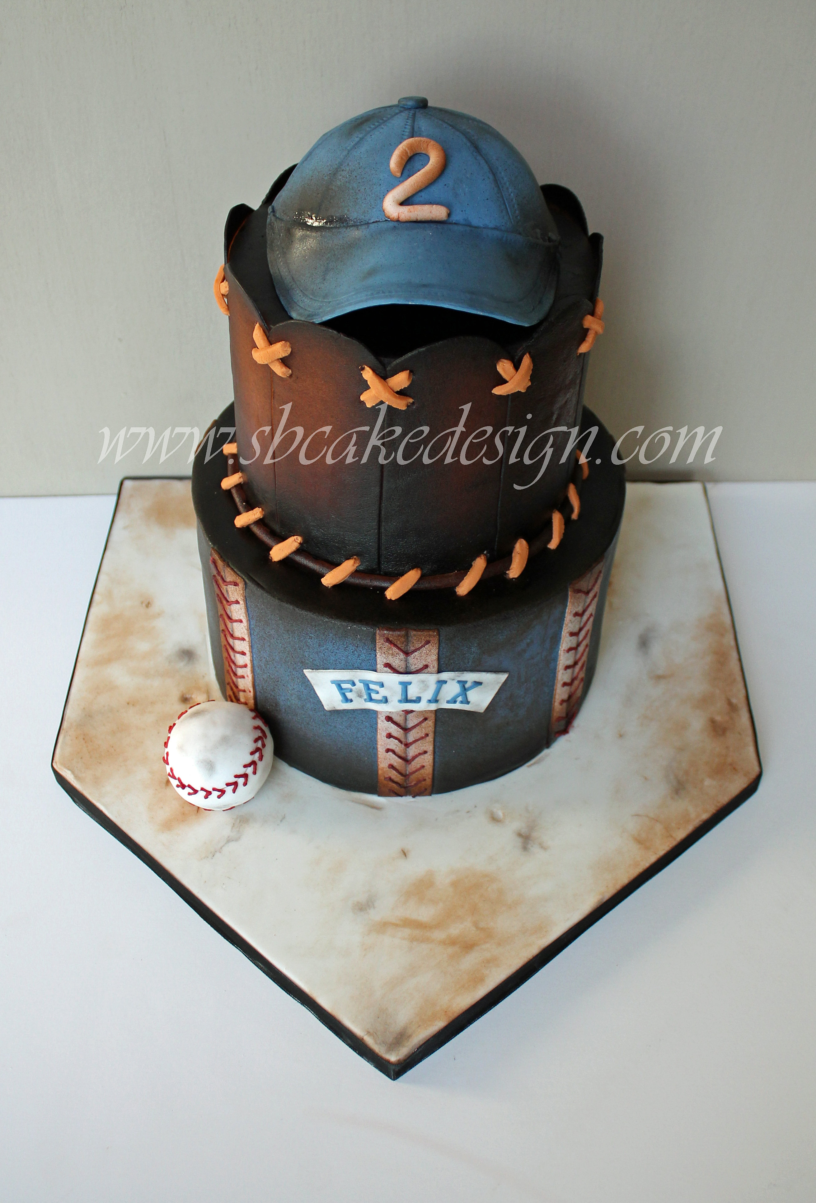 Images For Baseball Cakes