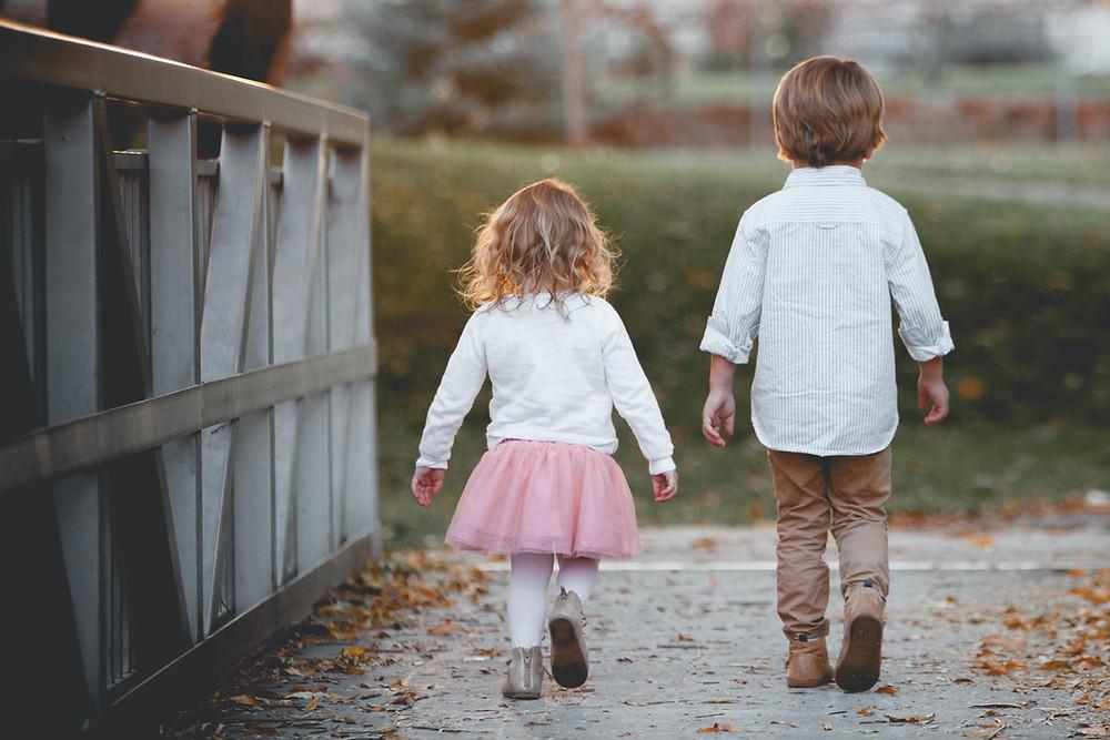 walking, focus, stress reduction