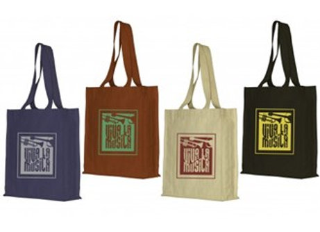 ATB6124 Cotton Canvas Everyday Grocery  Tote