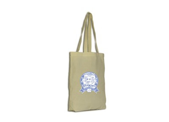 ATB100G Economical Cotton Tote With Gusset