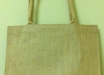 AJ908 All Natural Economy Jute Bag Rope Handles