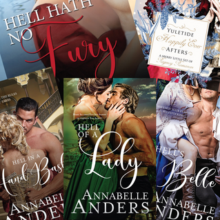 Read All Four Devilish Debutantes Books