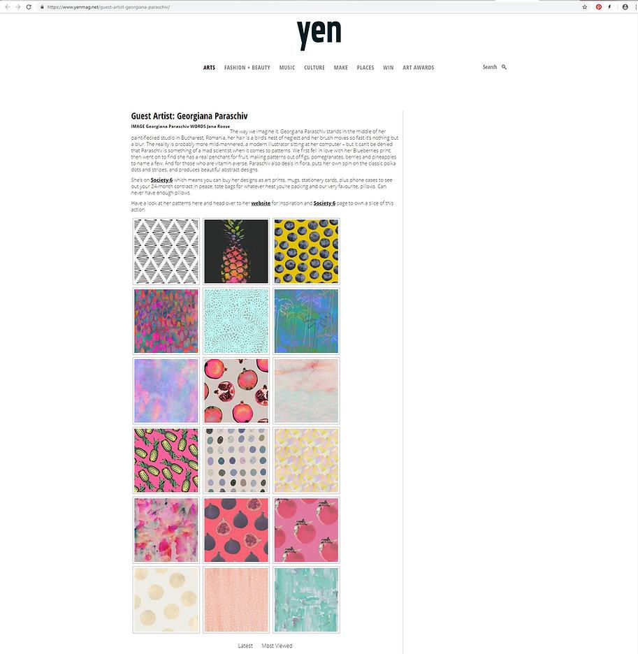 Yen Magazine, 2016.jpg