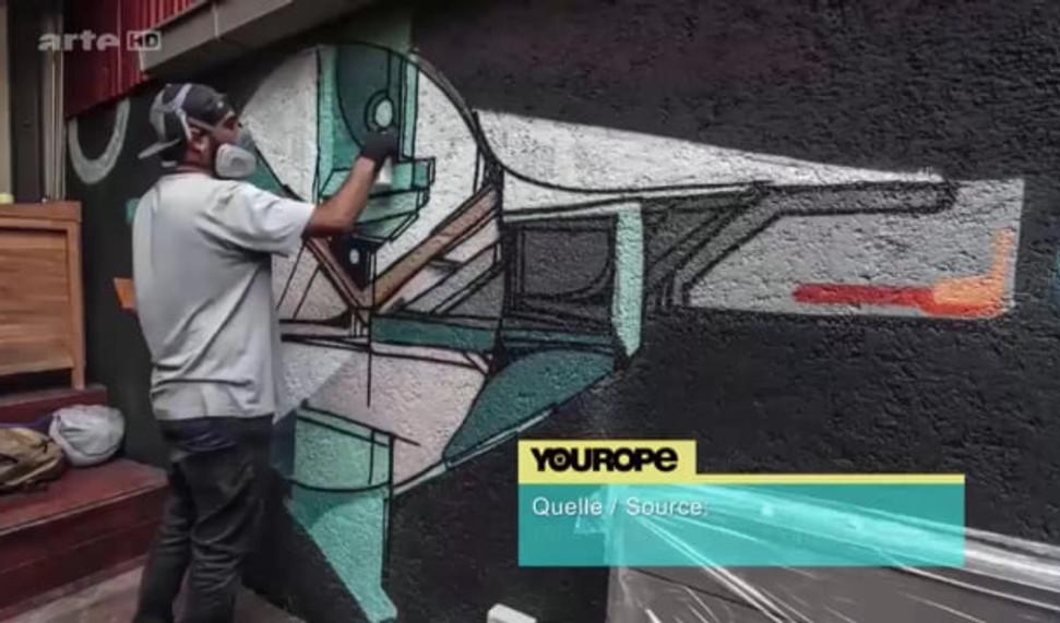 """YOUROPE"", ARTE Europe"
