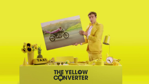FlyScoot - The Yellow Converter