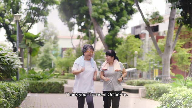 Thomson OsteoPro 'Testimony' Commercial