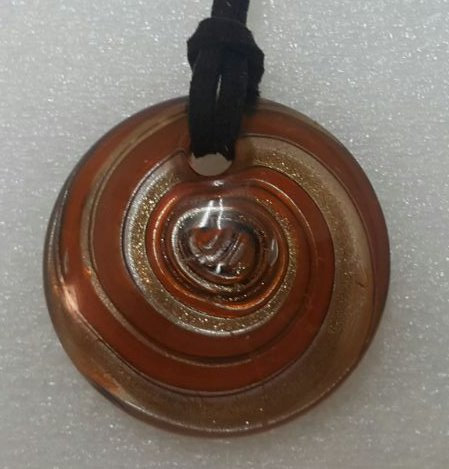 Murano Glass round design