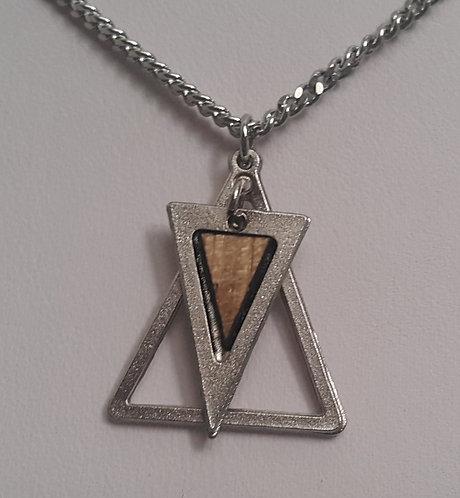 Hagar - silver Star of David necklace