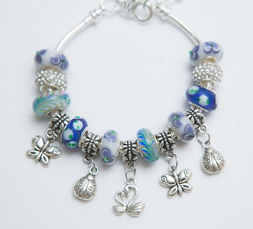 Bracelet with mix elements