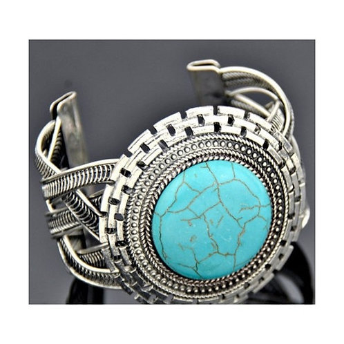 Special Design 7777 Turquoise Bracelet