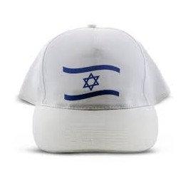 Israel Flag Cap