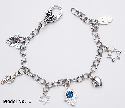 Mix Bracelet for leg (anklets)