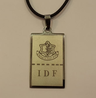 IDF Necklace