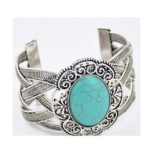Special Design 3333 Turquoise Bracelet