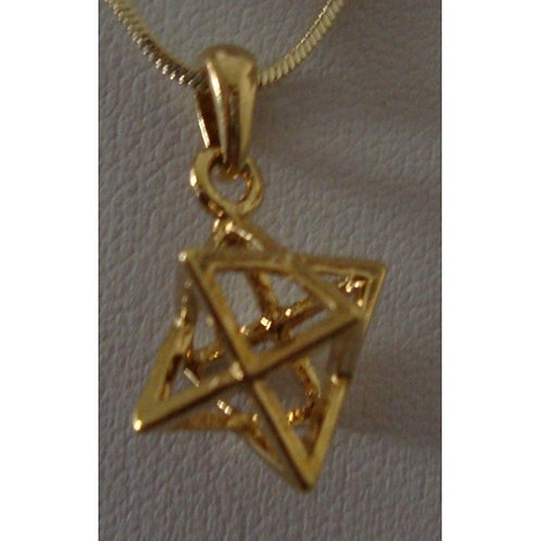 3D Star of David