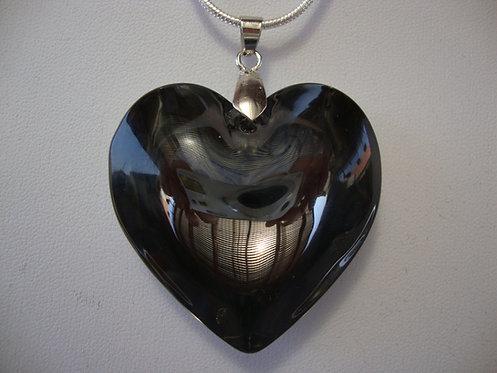 Murano Glass classic heart