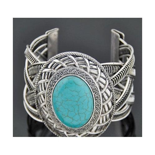 Special Design 1111 Turquoise Bracelet