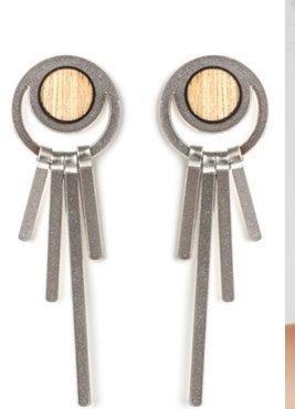 Hagar - the sun earrings