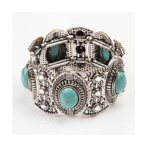Special Design 8888 Turquoise Bracelet