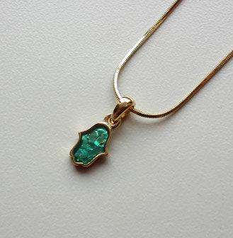 Necklace with Hamsah