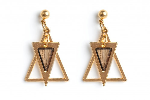 Hagar - Star of David earrings