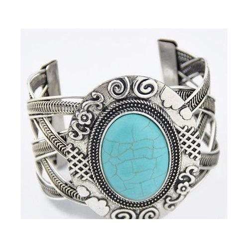 Special Design 4444 Turquoise Bracelet