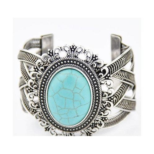 Special Design 5555 Turquoise Bracelet
