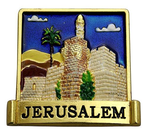 2 kind of Jerusalem magnets