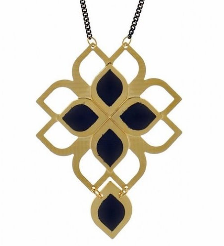 Hagar - Lotus necklace