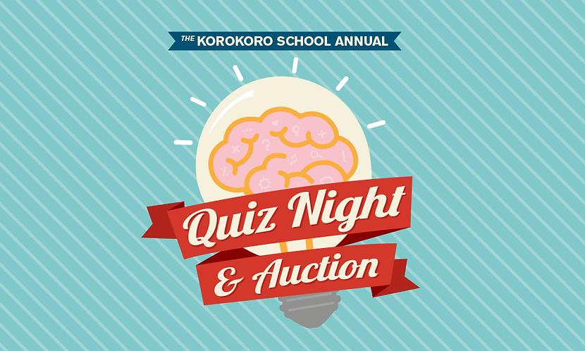 Korokoro School Quiz Logo