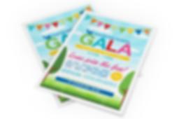 Korokoro School Gala Flyer
