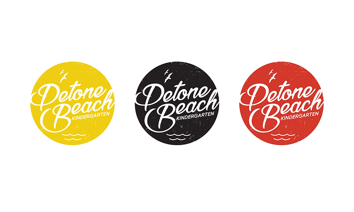 Petone Beach Kindergarten Logo