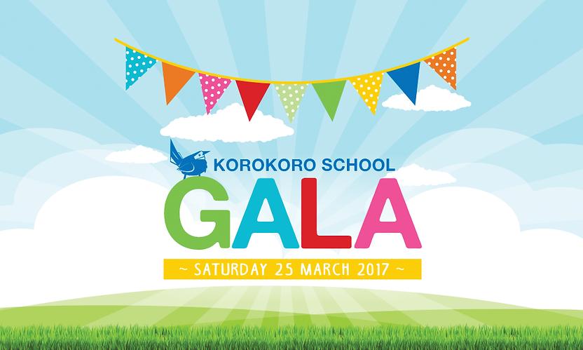Korokoro School Gala Logo