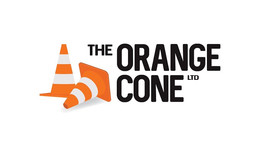The Orange Cone Logo
