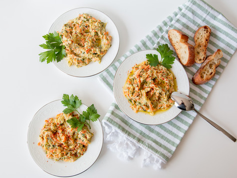Healthy Zucchini Dip