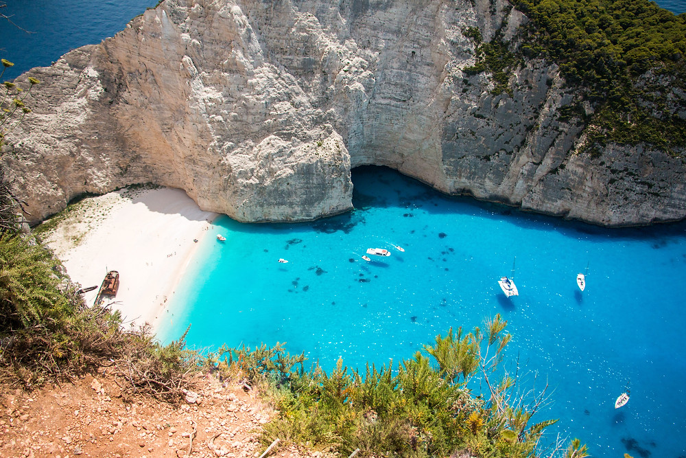 "Navagio beach ""Shipwreck"" Greece"