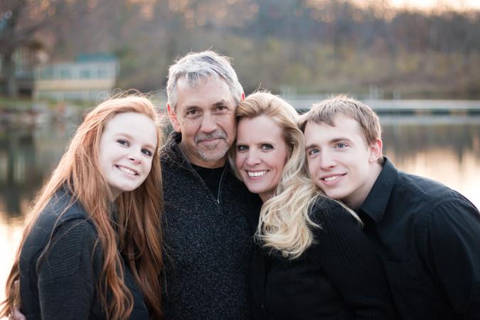 Family Photo Session Rockford IL