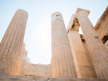 Two Days in Athens, Greece. Travel Photography​